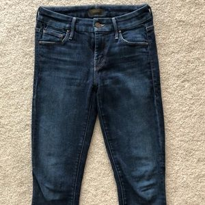 MOTHER Jeans The Looker -Size 24
